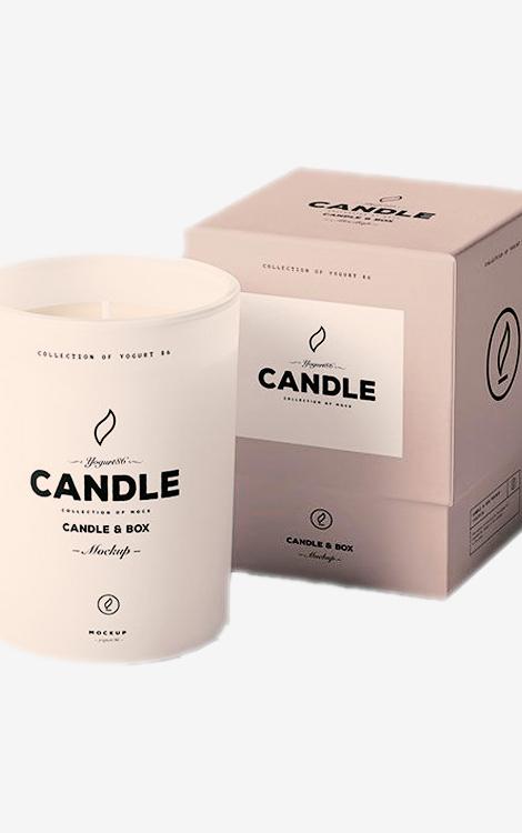 Custom-Candle-Boxes wholesale