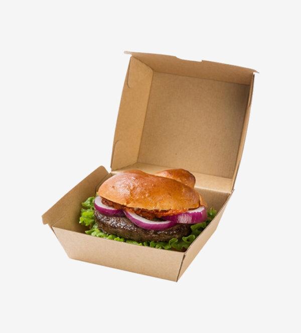 Custom Printed Burger Boxes wholesale