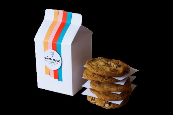 Custom printed cookie packaging