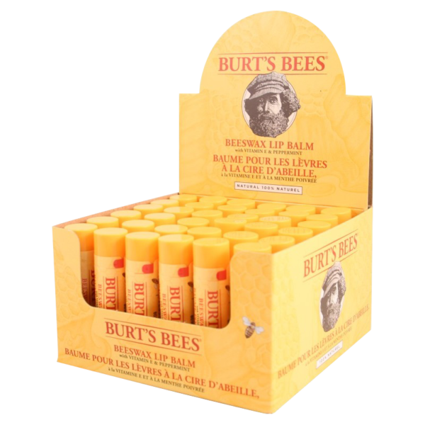Custom lip balm boxes wholesale