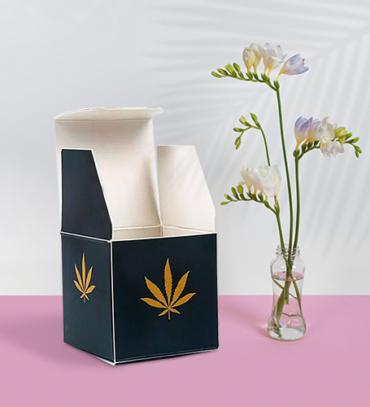 Delta 9 Cannabis Strain Boxes