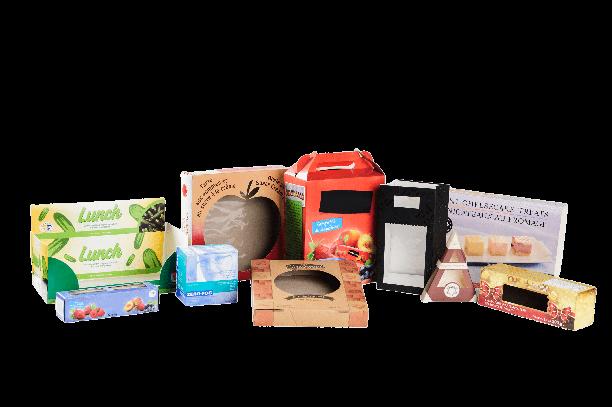 Custom Printed Boxes Wholesale