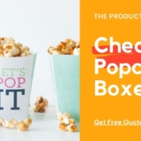 cheap popcorn boxes