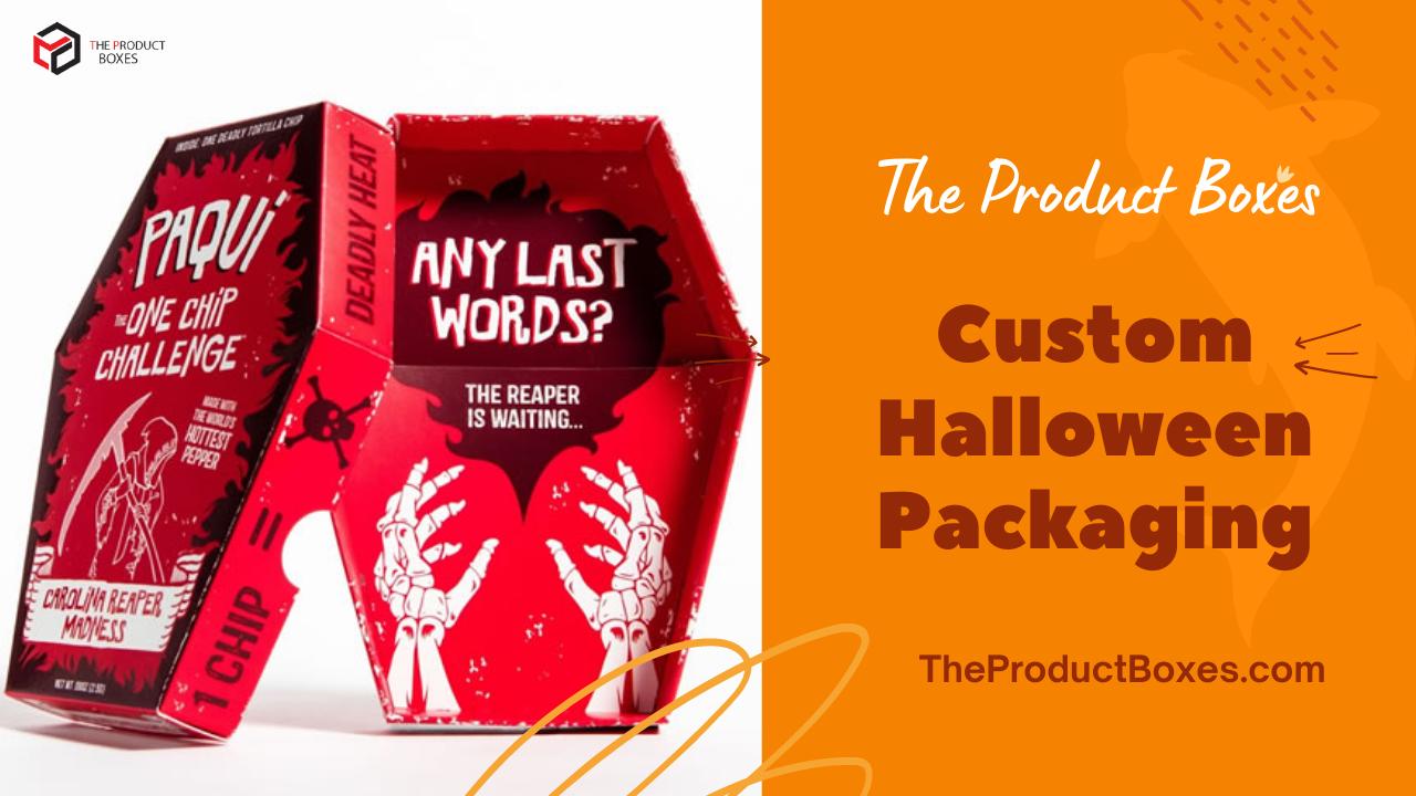 Custom Halloween Packaging