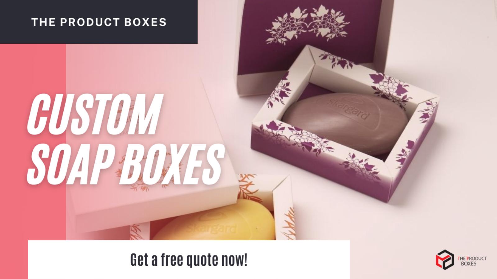 wood soap boxes