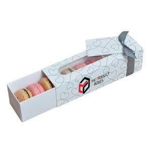 macaron slider boxes