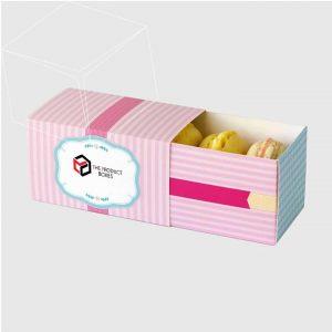 macaron slider packaging